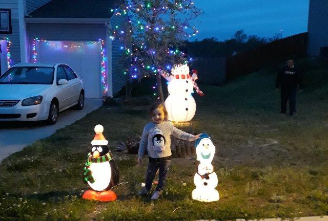 Brightening Up Coronavirus Quarantine With Christmas Spirit - The