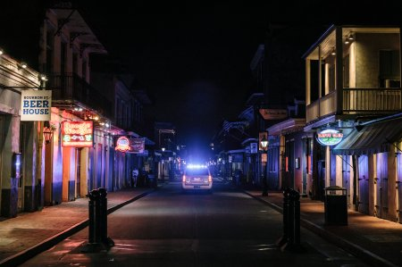 New Orleans Faces Deadly Coronavirus Outbreak After Mardi Gras Season