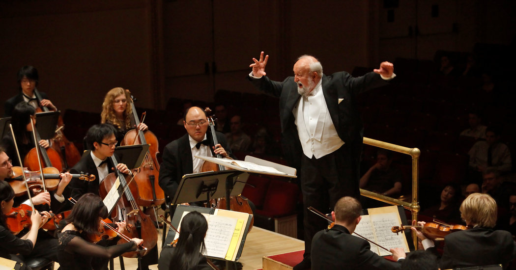 Krzysztof Penderecki, Polish Composer With Cinematic Flair, Dies at 86