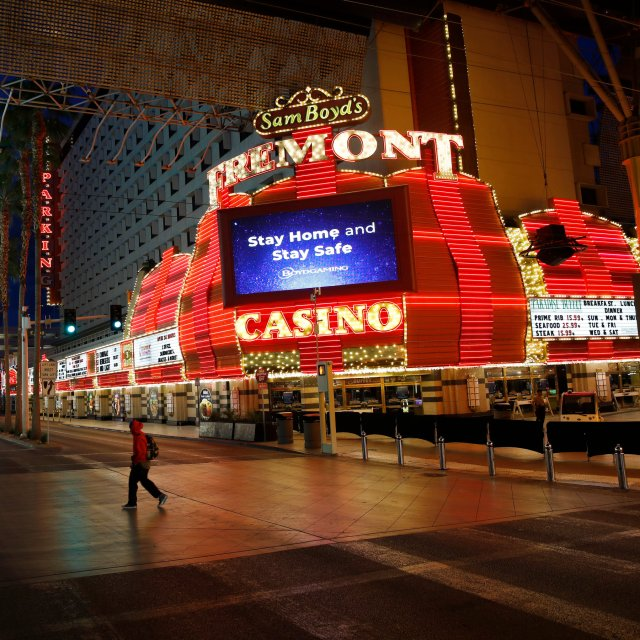 Opinion   In Las Vegas, the Coronavirus Odds Are Not in Our Favor ...