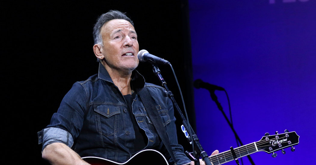 Bruce Springsteen and John Legend to Perform at Biden Inauguration Event
