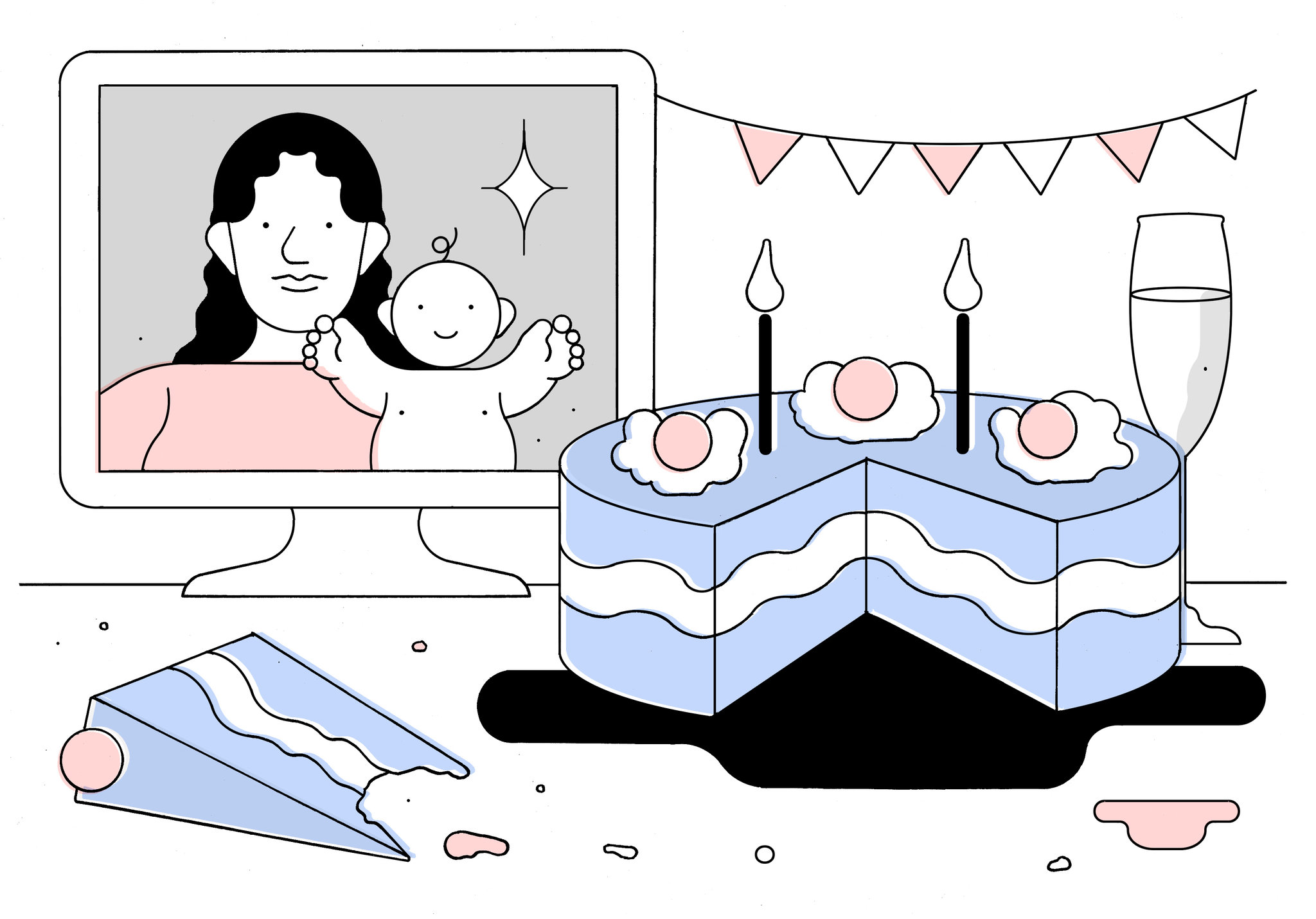 How To Have A Zoom Birthday The New York Times