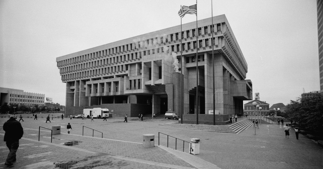 Michael McKinnell, 84, Dies; Architect of a Monumental City Hall