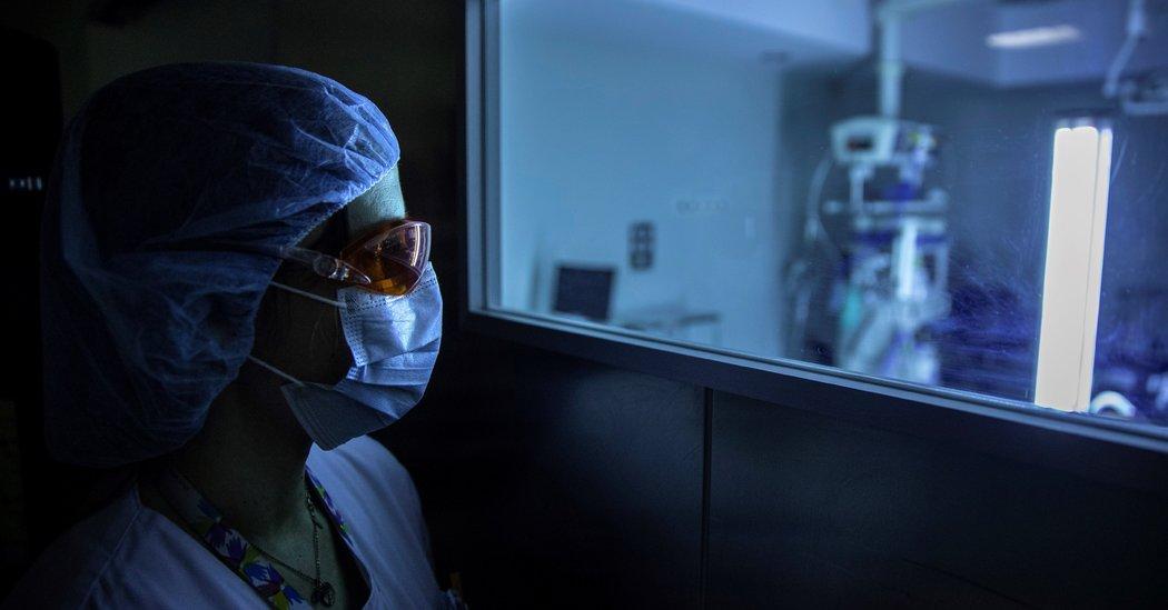 Scientists Consider Indoor Ultraviolet Light to Zap Coronavirus in the Air