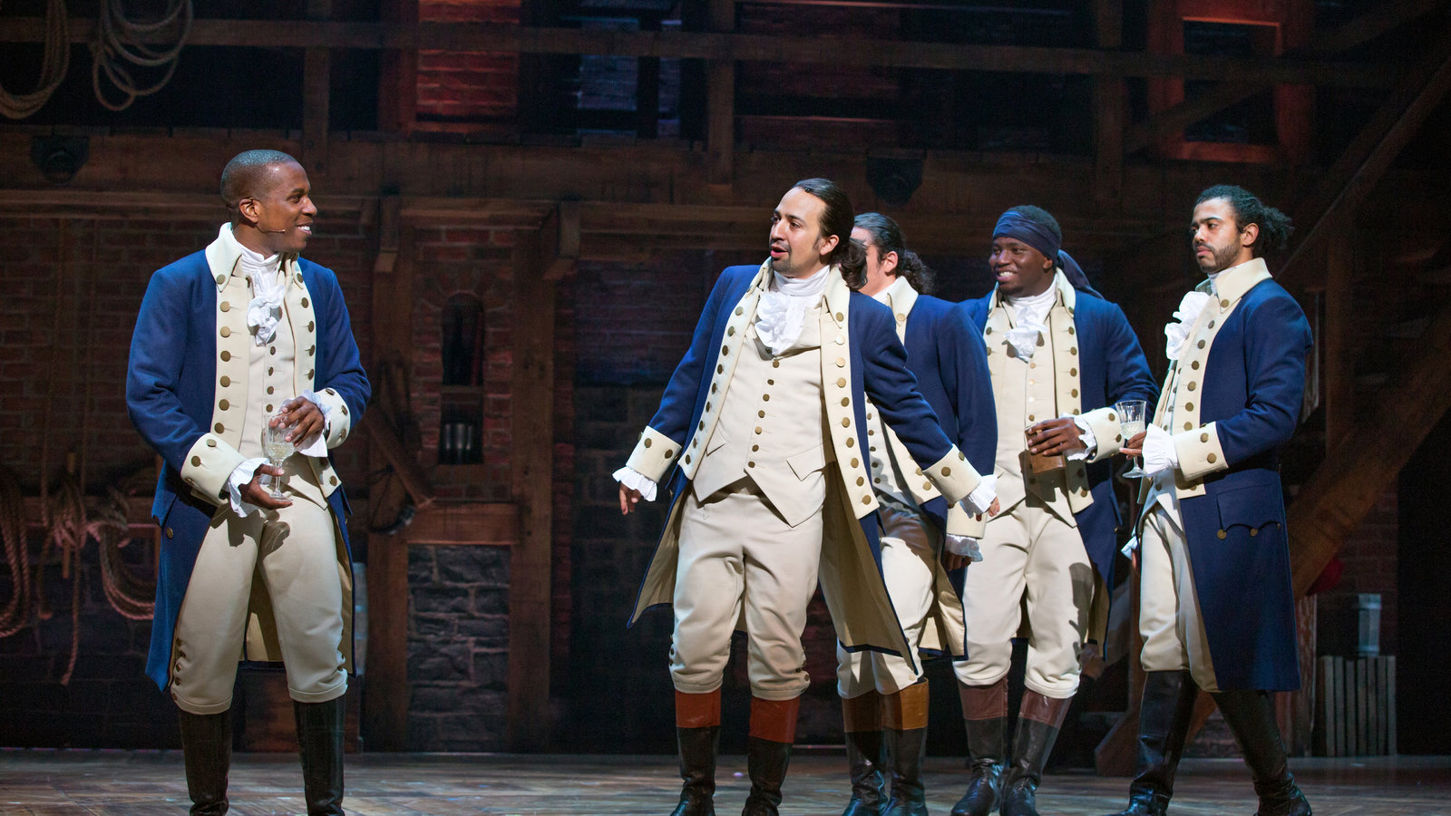 Hamilton' Movie Will Stream on Disney Plus on July 3 - The New York Times