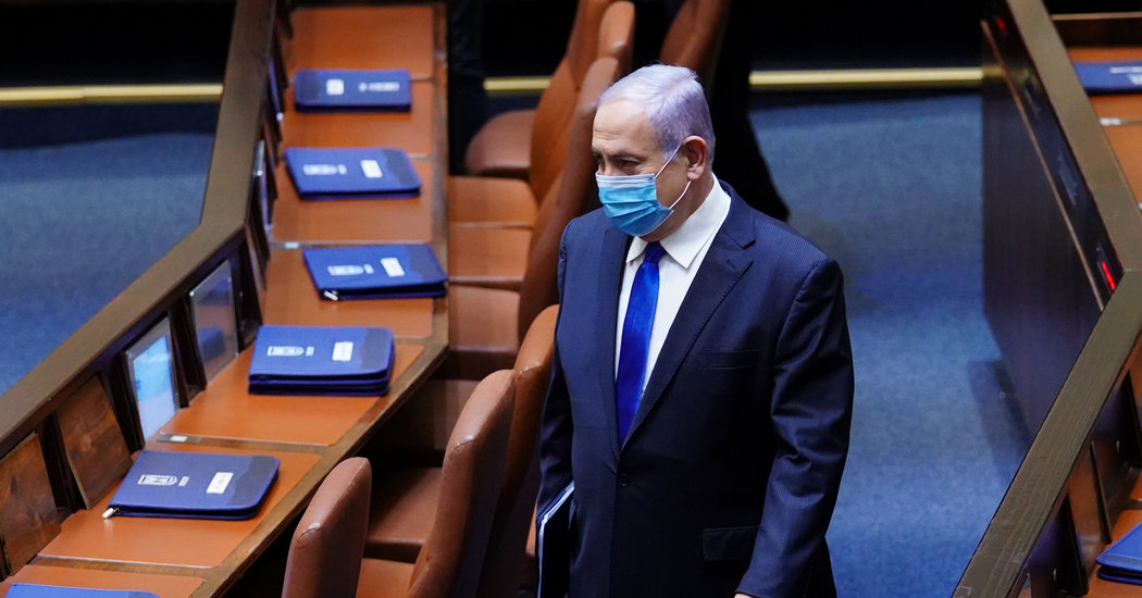 Ending Crisis, Israel Swears in Netanyahu-Led Government to Rescue Economy