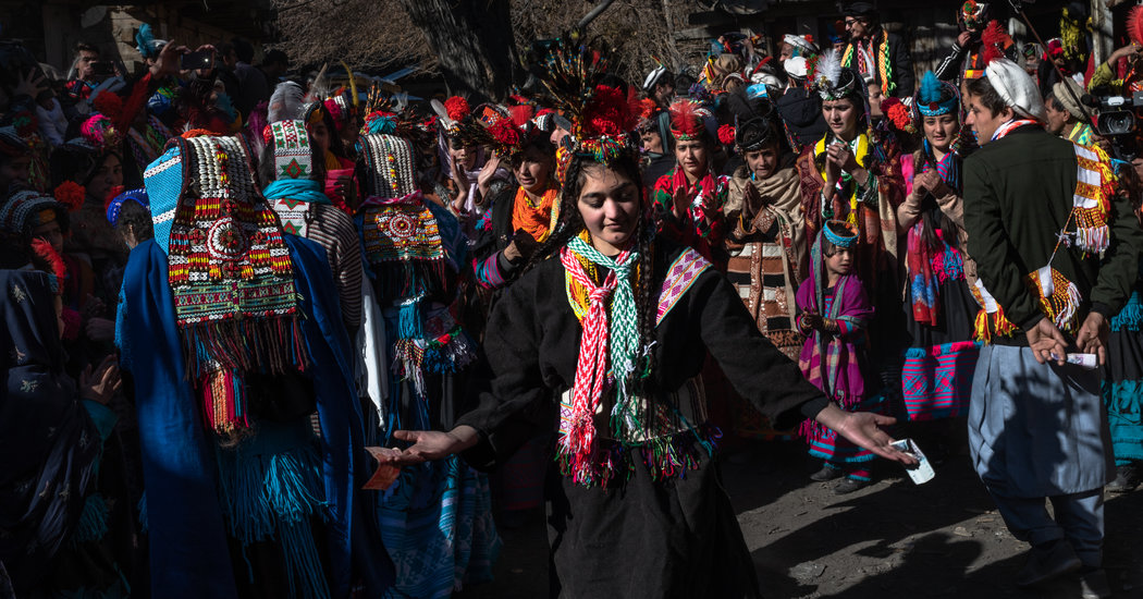 Welcoming a New Year at an Ancient Festival in Pakistan
