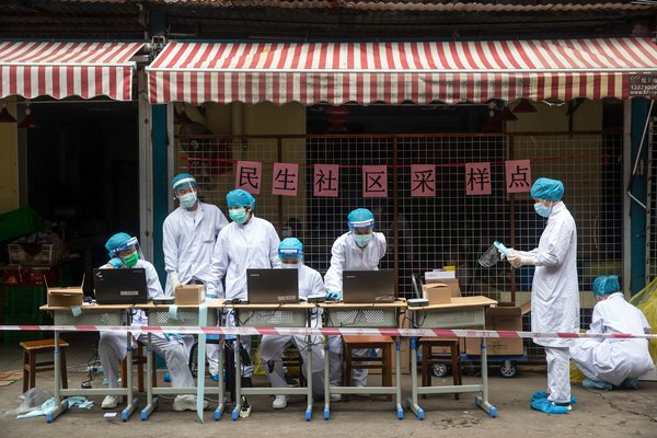 Here's How Wuhan Tested 6.5 Million for Coronavirus in Days