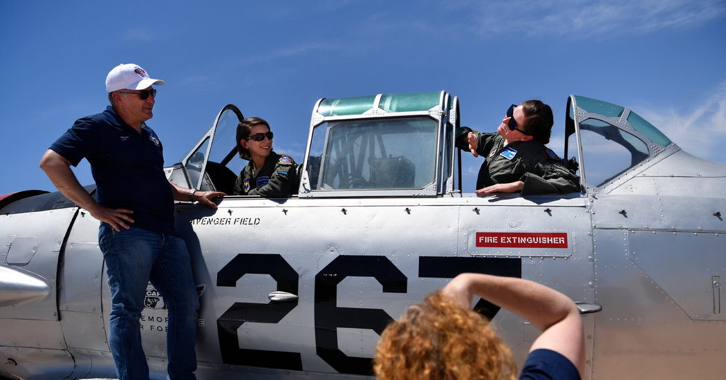 Air Force Removes Height Requirement to Attract More Women Pilots