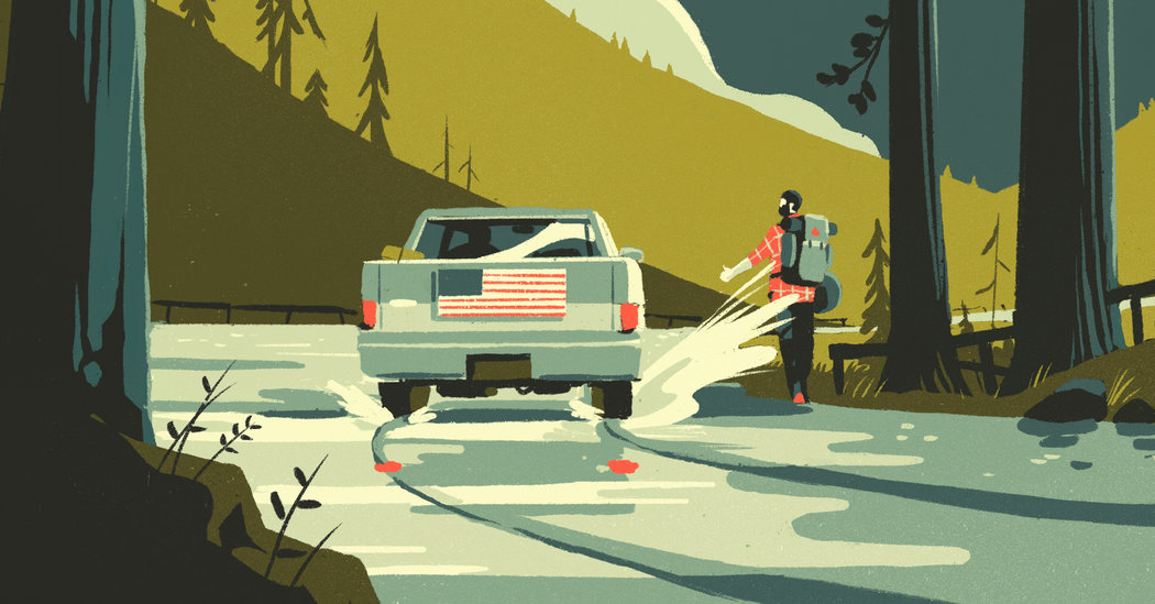Opinion | Is the Age of the Road Trip Over Forever?