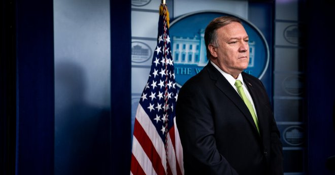 Mike Pompeo Leaves State Department With a Dubious Legacy