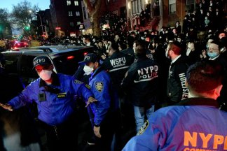 NYC Mayor de Blasio Under Fire for Twitter Tirade Against Jewish Community After NYPD Breaks Up a Rabbi's Funeral