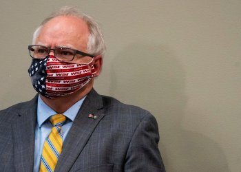 Generations of Pain: Gov. Tim Walz Appeals for Healing in Minnesota