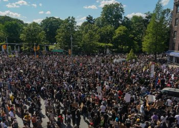 Will Protests Spark a Second Viral Wave?