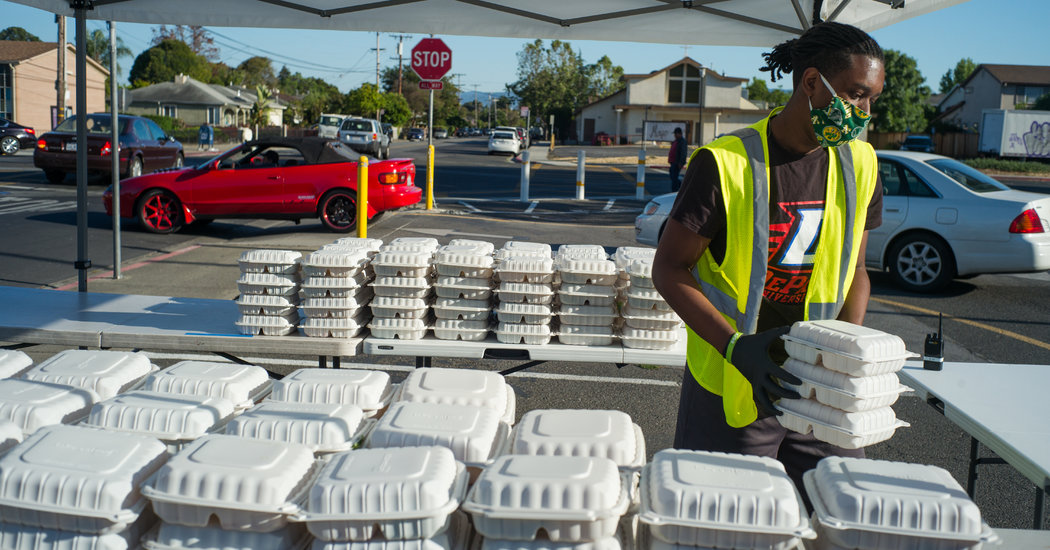 Photo of 2,000 free meals per night, seasoned by Silicon Valley chefs