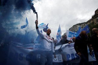 'Insulted' French Police Protest Proposed Government Reforms Aimed at Combating Racism