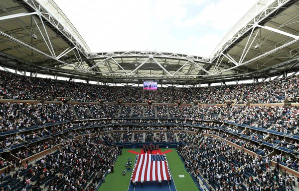 Gov. Andrew M. Cuomo of New York said the United States Open tennis tournament would be played as scheduled, but without fans present.