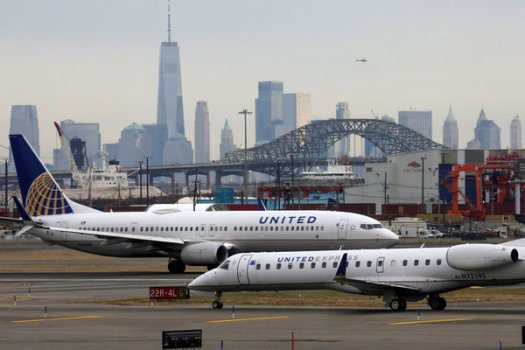 United Airlines said demand started to fall as the recent increase in coronavirus cases nationwide made flying less appealing.