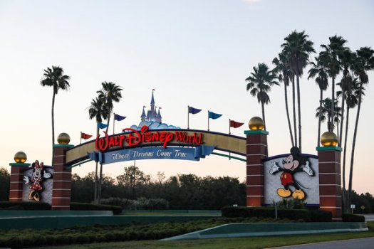 """""""We have a responsibility to figure out the best approach to safely operate in this new normal,"""" a Disney executive said."""