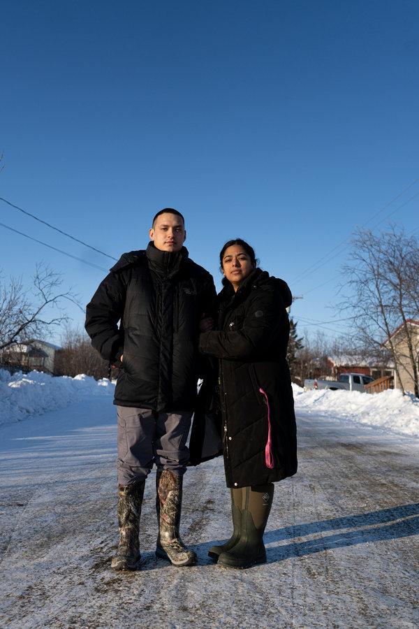 John and Rebecca Trimble moved to Bethel, Alaska, in 2017 so Dr. Trimble could work as a dentist in an underserved area.