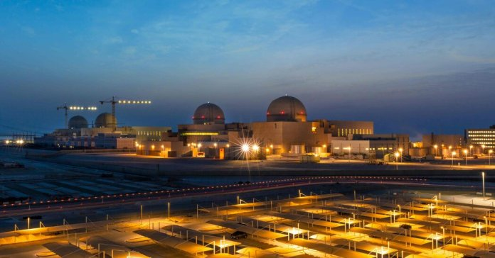 U.A.E. Turns into First Arab Nation to Open a Nuclear Energy Plant