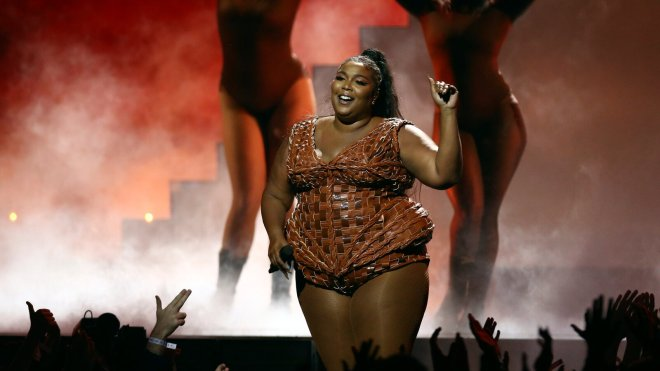 Lizzo Notches a Win in 'Truth Hurts' Copyright Case - The New York Times