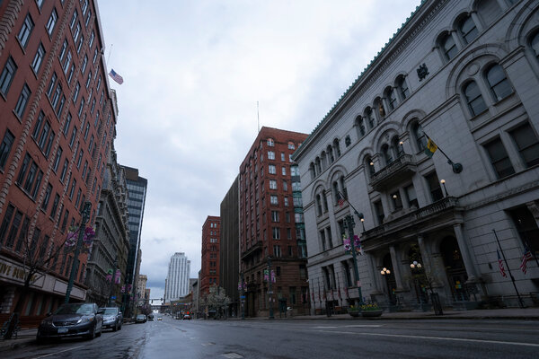 Rochester, N.Y., which relies heavily on state aid,already has deferred millions of dollars of nonessential expenses.
