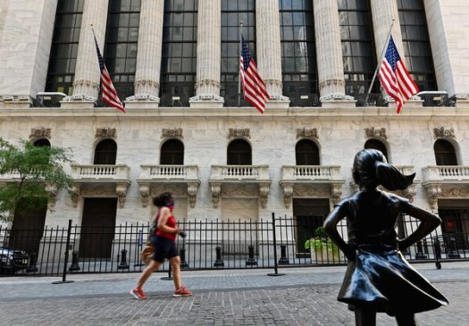 The New York Stock Exchange this month. The S&P 500 hit a new high on Tuesday.