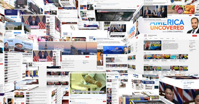 How The Epoch Times Created a Giant Influence Machine