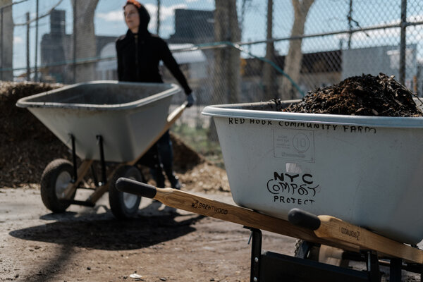 New York City gutted a nascent composting program that could have kept tons of food waste out of landfills.