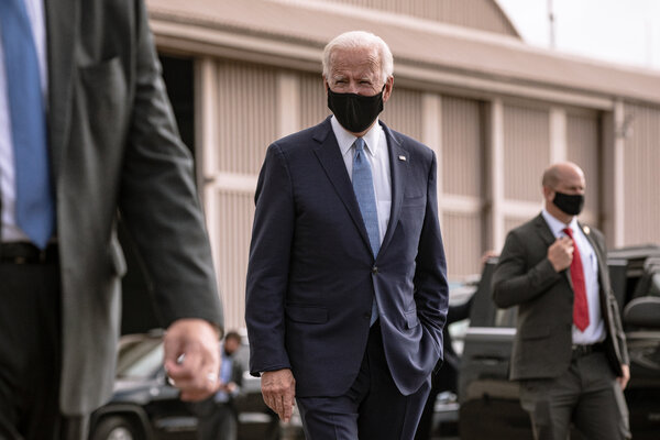 """Security: Russian state media agencies were posting """"allegations about the poor mental health"""" of Joseph R. Biden Jr., a July 9 intelligence bulletin warned."""