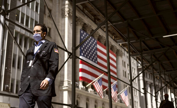 Investors looked beyond a series of rough days on Wall Street led by a tech sell-off.