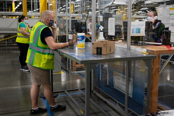 Amazon reported record sales and profits last quarter, as the number of products it sold jumped by 57 percent compared to the year earlier.
