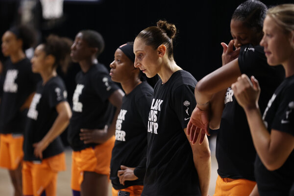 It takes the 38-year-old Diana Taurasi about two hours to prepare, physically, for games and practices.