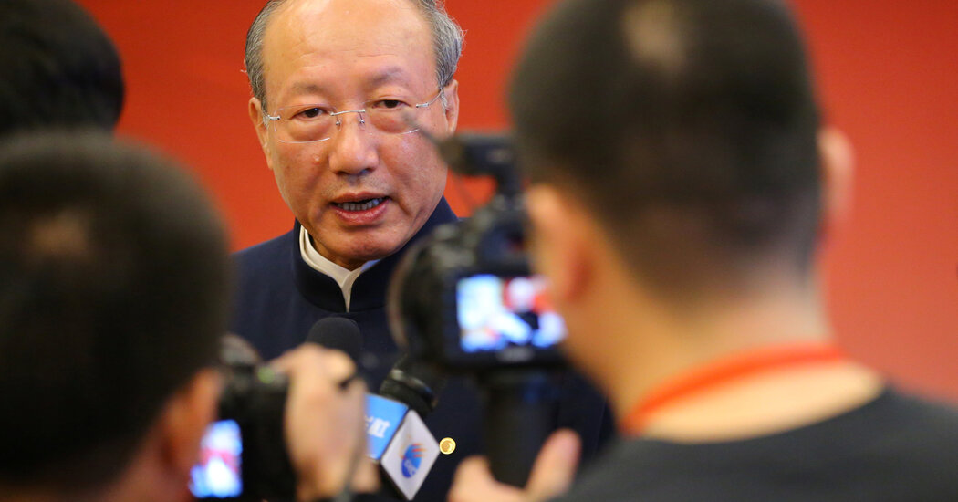 A Chinese Billionaire Is Barred From Spending Over Unpaid Debts