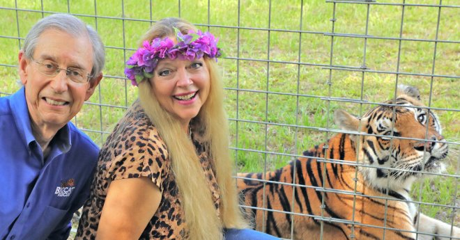 Carole Baskin of 'Tiger King' Will Star in New Show