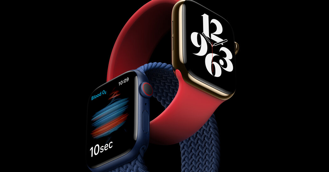 The New Apple Watch Measures Your Blood Oxygen. Now What?