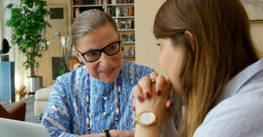 Where To Stream Movies About The Life of Ruth Bader Ginsburg