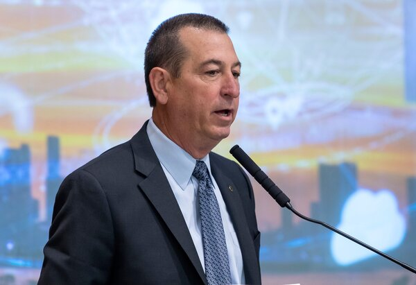 Joseph Otting, the former comptroller of the currency, had released a final rule that would streamline a law that requires banks to invest in poor communities,but he failed to garner support from the Federal Reserve.