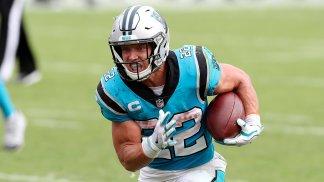 Carolina Panthers RB Christian McCaffrey Trusting God's Plan After High-Ankle Sprain