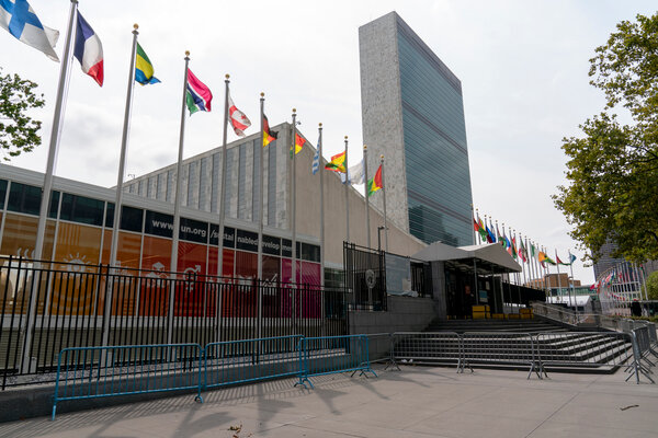 For the first time in the organization's history, the General Assembly will be held virtually. The world leaders usually gather yearly at the United Nations headquarters in New York.