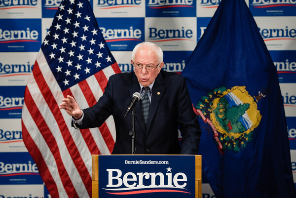 Senator Bernie Sanders is set to deliver a speech in Washington on Thursday to outline the danger that he believes President Trump poses to the nation's democracy.