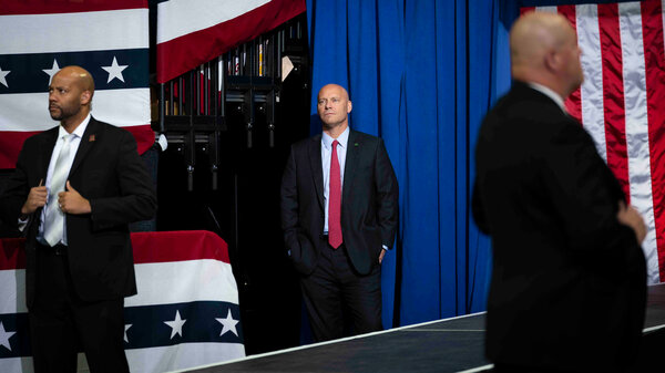 Marc Short, Vice President Mike Pence's chief of staff, is said to have dispatched junior staff members to circumvent the C.D.C. in search of data he thought might better support the White House's position.