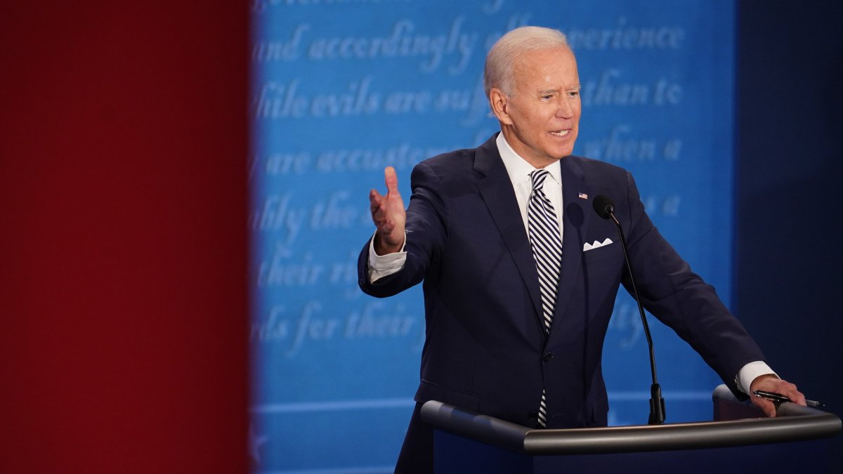 Watch Joe Biden's Standout Debate Moments [Video] - The New York Times