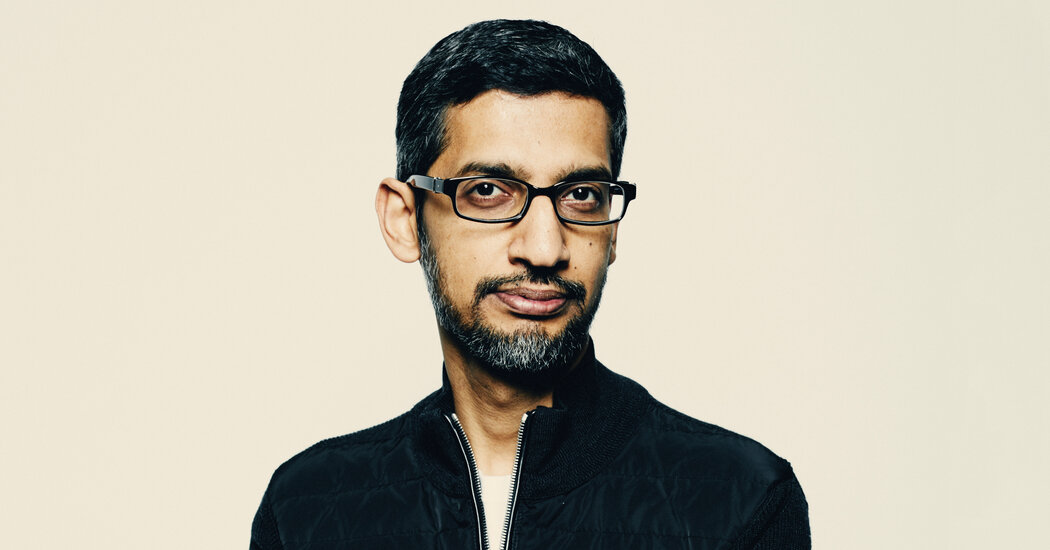 Google Antitrust Fight Thrusts Low-Key C.E.O. Into the Line of Fire