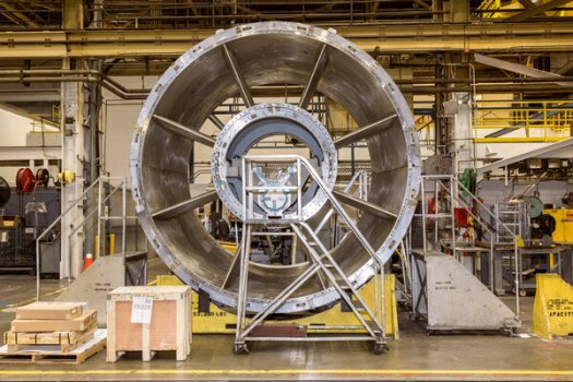 A General Electric turbine factory in Greenville, S.C.The S.E.C. and the Justice Department have been investigating G.E.'s accounting practices for two years.