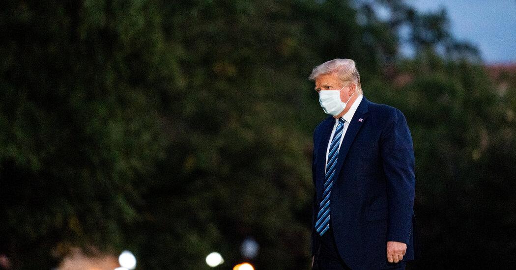 Trump Says He's Beaten Covid-19. Doctors Aren't So Sure.
