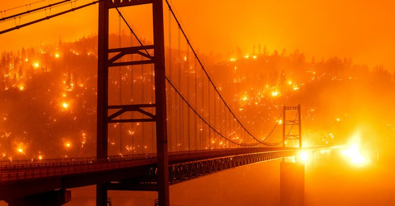 California and Oregon Fires: Live Updates - News Chant USA