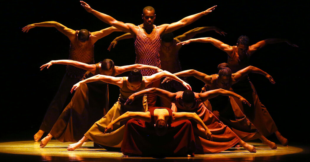 A Digital Ailey Season Celebrates 'Revelations' at 60