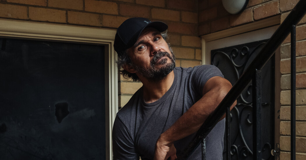 Aaron Pedersen Is a Different Kind of Archetypal Leading Man